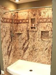 faux tile shower wall panels stone shower wall panels faux stone shower small size of faux faux tile shower