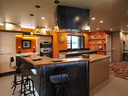 Orange Kitchen Orange Kitchen Island Best Kitchen Island 2017