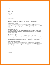 letter of intent for job free letter of intent for a job template gallery