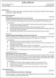 samples job resume