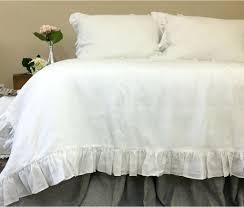 white linen duvet cover ikea king set twin