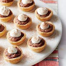 These are our best recipes for these are our best recipes for impressive desserts that everyone will remember. 30 Mini Christmas Desserts That Have Massive Holiday Flavor Southern Living