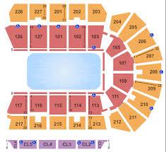 Stockton Arena Seating Chart Stockton Arena Tickets Stockton Ca Ticketsmarter