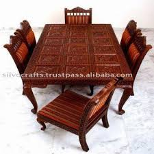 indian carved dining table. india indian teak wood hand carved dining room set \u0026 restaurant furniture, table global sources