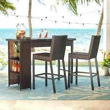 home depot wicker patio furniture set outdoor at great porch for your clearance kitchener