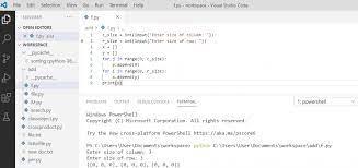 how to make a matrix in python python