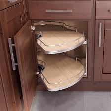 Corner Kitchen Furniture Corner Kitchen Cabinet Storage Solutions Outofhome