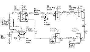 wiring diagram 2305 john deere wiring diagram and schematic generator and starter wiring sel john deere diagram