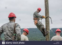 U S Air Force Staff Sgt Austin Capps An Electrician With The