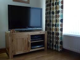 Solid Oak Living Room Furniture Sets Alto Natural Solid Oak Tv Cabinet Tvs Natural And Furniture
