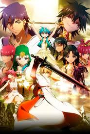 interact with magi the labyrinth of magic