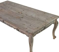 colonial reclaimed pine coffee table tdl042