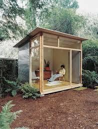 diy garden office plans. Unique Office 78 Ideas About Backyard Studio On Pinterest Outdoor Office Diy  Plans Throughout Garden