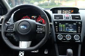 subaru wrx 2016 interior. Beautiful Interior 2016 Subaru WRX Limited Interior With Wrx Interior