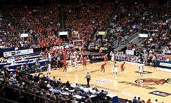 Bridgeport Webster Arena Seating Chart Webster Bank Arena Wikipedia