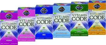 garden of life vitamin code men. Garden Of Life Vitamin Code Raw Multi-vitamins Men 0