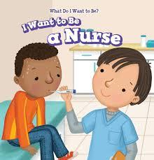 I Want To Be A Nurse I Want To Be A Nurse Apple Books