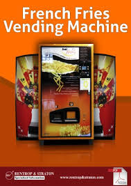 French Vending Machine Delectable Amazon French Fries Vending Machine EBook Mandy Thomas Kindle