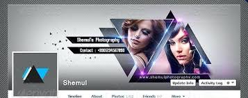 Free Facebook Covers Templates Photographers Timeline Covers Facebook Cover Template Free