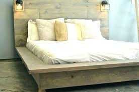 medium size of reclaimed wood headboard king diy size bed plans white wooden bedrooms adorable frames
