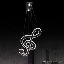modern al notation led er crystal stainless steel chandelier light indoor prevalent brilliant crystal suspended light lights hanging light