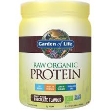 <b>Raw Organic Protein</b> Chocolate