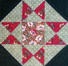 Missouri Star Quilt Block Pattern