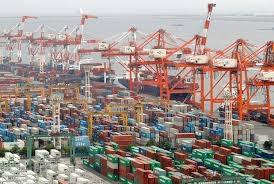 Imports Business Japan Records Trade Surplus As Exports Imports Fall