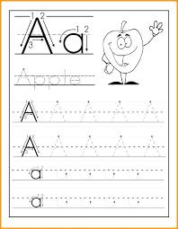 Kindergarten Writing Pages Alphabet Worksheets For Kindergarten Inspirational Writing Practice