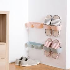 wall mounted storage shelves. Living Room Hanging Shoe Hook Shelf Wall Rack Storage Bathroom Wallmounted Throughout Mounted Shelves