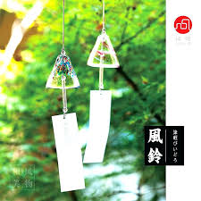 vintage japanese glass wind chimes model no wind chimes vintage style japanese chinese glass wind chime