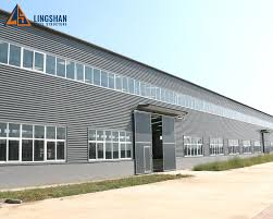 Factory Building Design Hot Item Low Price Prefab Light Steel Structure Factory Shed Workshop Hangar Warehouse Building Design