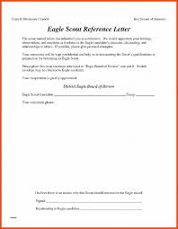 eagle scout letter of recommendation form eagle scout letter of recommendation sample images letter format