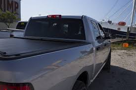 Pickup Trucks A Top Target For Thieves   Roll-N-Lock