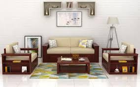 furniture sofa set design. low price sofa set wendel 3 seater fabric sets in solid wood new delhi furniture design
