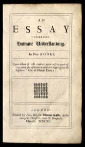 book of the week an essay concerning humane understanding rare  an essay concerning human understanding 1690