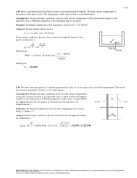 Solution Manual for Thermodynamics an Engineering Approach 8th Editio…