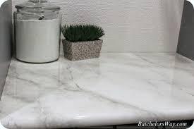 diy faux marble fake marble countertop best granite tile countertop