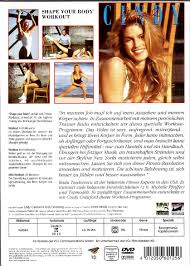 cindy crawford shape your body workout dvd