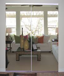 frameless mirrored closet doors. Wonderful Doors Frameless Steel Sliding Mirror Doors An Affordable Solution To Replace A  Vinyl Closet Door Available Colors Bright White Champagne Gold Bronze  To Mirrored Closet