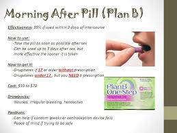 Can You Take Plan B With Regular Birth Control What Plan B Pills Actually Do To Your Body How Many Plan B Pills