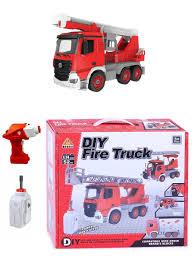"""<b>Радиоуправляемая пожарная машина</b> """"DIY"""" — купить в интернет ..."""