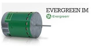 evergreen im ecm high efficient furnace motors brushless direct drive blower motor ecm 1 hp 115 230v genteq 6010
