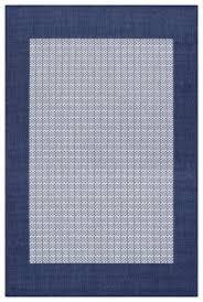 charlton home fairhill checd field blue gray area rug
