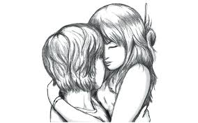 Decoration Cute Couple Drawing Images Love Drawings Pencil Art