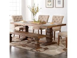 New Classic Normandy Dining Table with Double Pedestal Base | Dunk ...