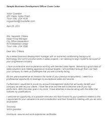 Cover Letter Business Format Formal Cover Letters Covering Letter