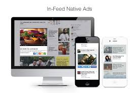 In-Feed Native Ads - Sharethrough