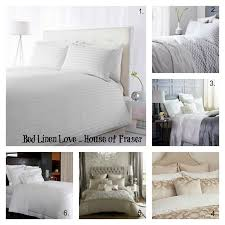 bed linen love bedroom nesting house of fraser collage