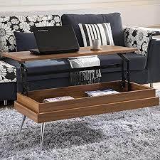 lift top rectangular coffee table